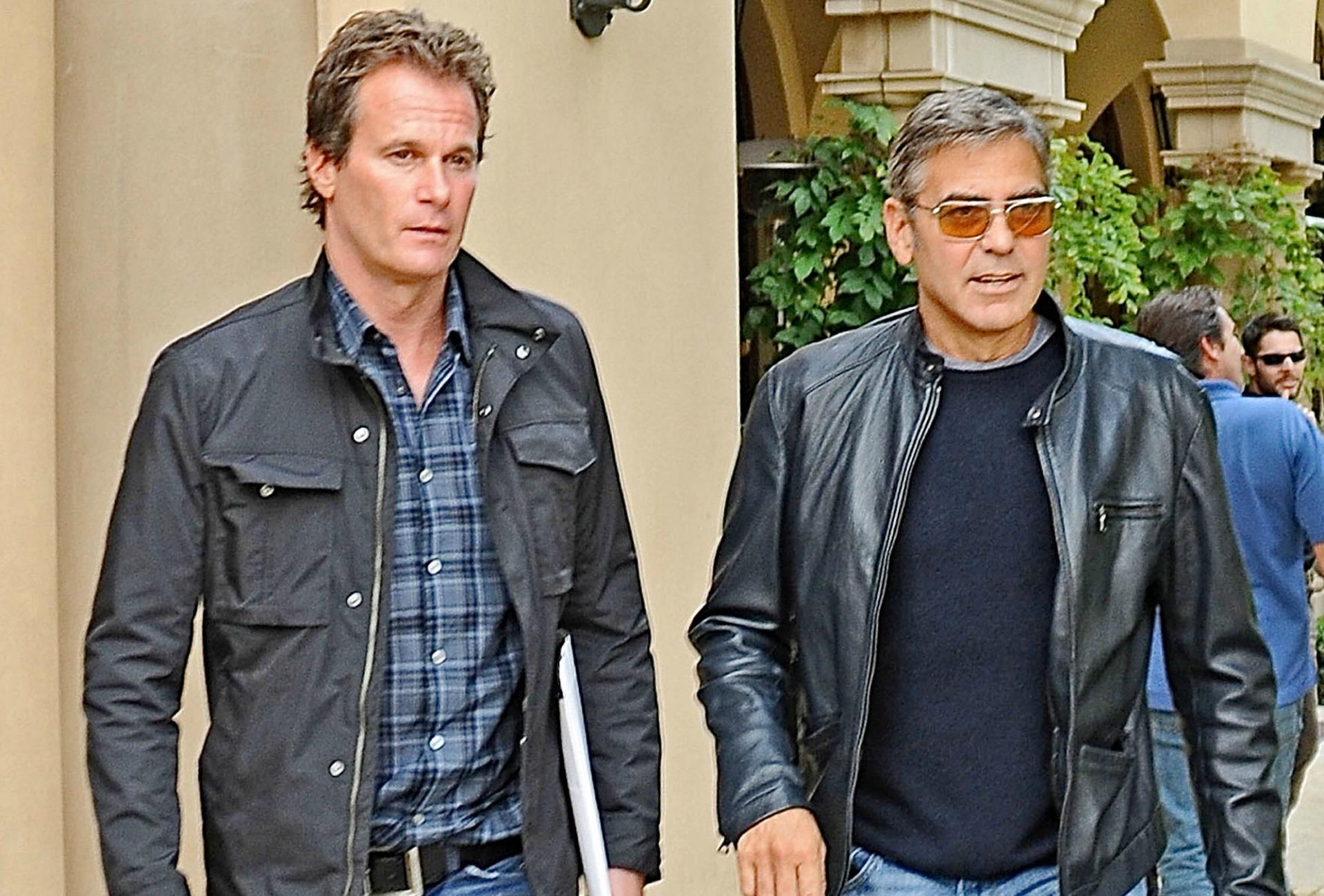 Rande Gerber George Clooney