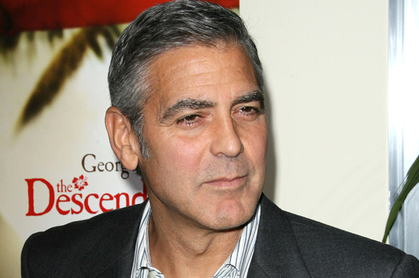 George Clooney will win two oscars in 2012, according to predictions
