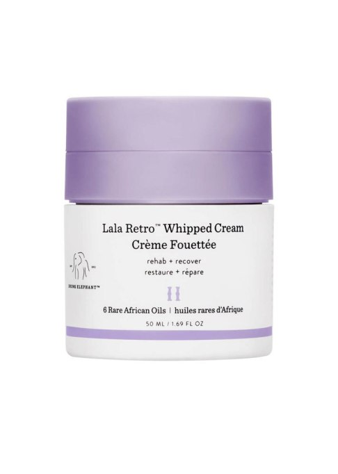 Ultra Rich Moisturizers For The Cold Weather | Drunk Elephant Lala Retro Whipped Cream