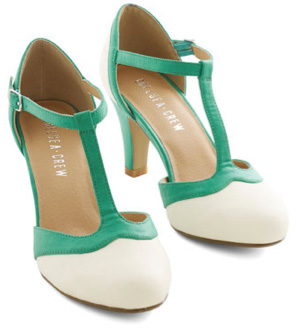 Shop the look: Jade Upgrade Heel (modcloth.com, $70)