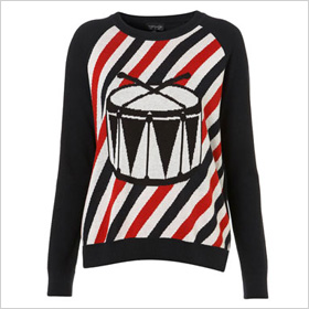 Drum sweater