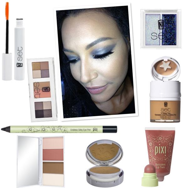 Get Naya Rivera's 2013 MTV VMAs makeup