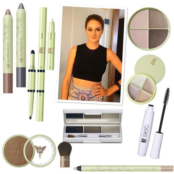 Get Shailene Woodley's MTV VMAs makeup