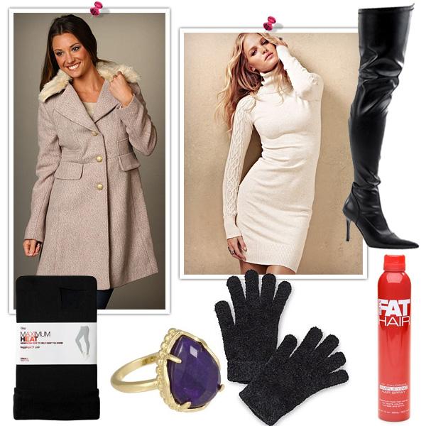 Get the look: Ariana Grande's sweet coat