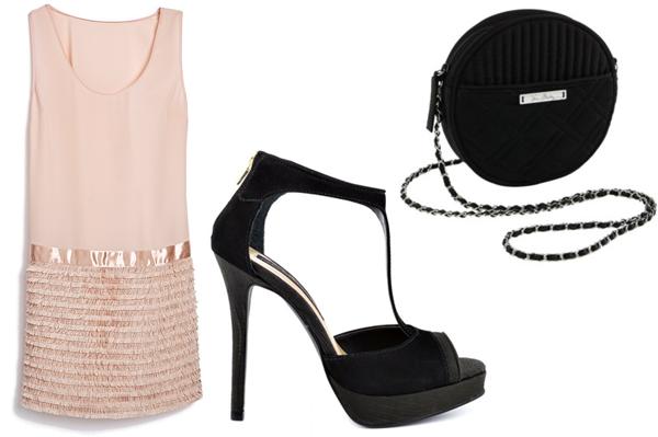 Slip into T-strap heels