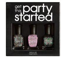 Get This Party Started gift set from Deborah Lippmann