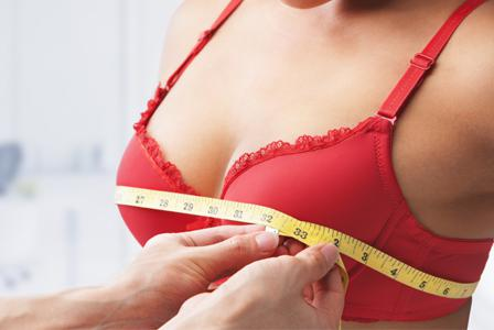 Our bras are getting bigger... but