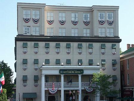 Gettysburg Hotel, Gettysburg