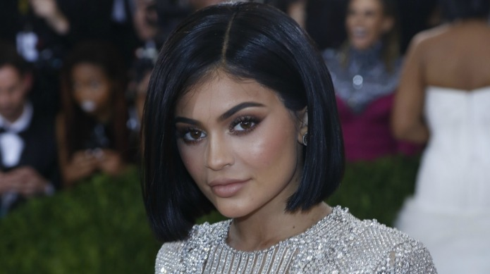 I wanted to support Kylie Jenner's