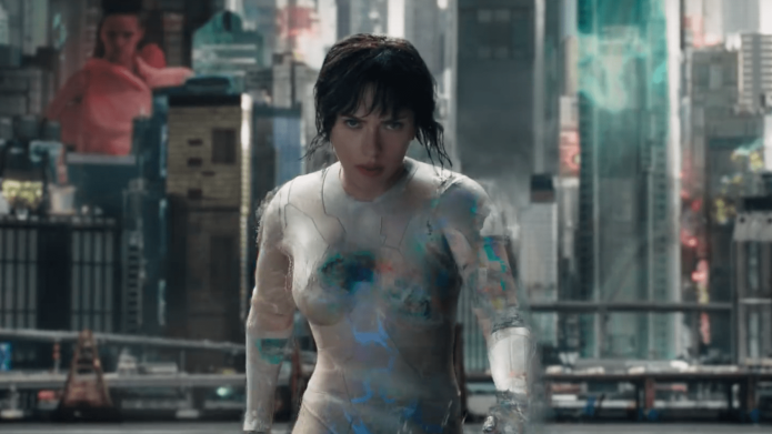 The Ghost In The Shell Meme