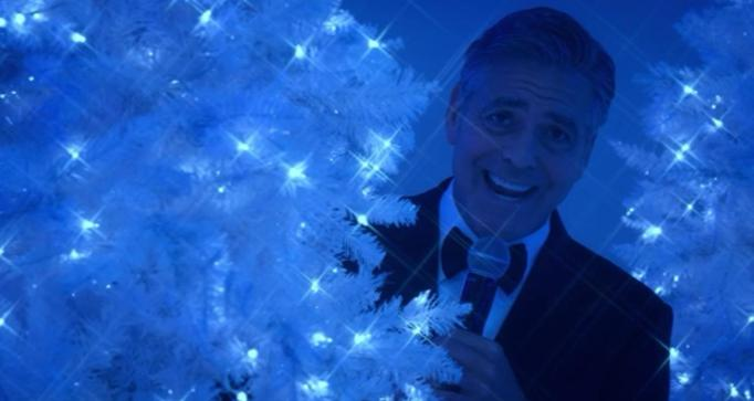 George Clooney in A Very Murray Christmas