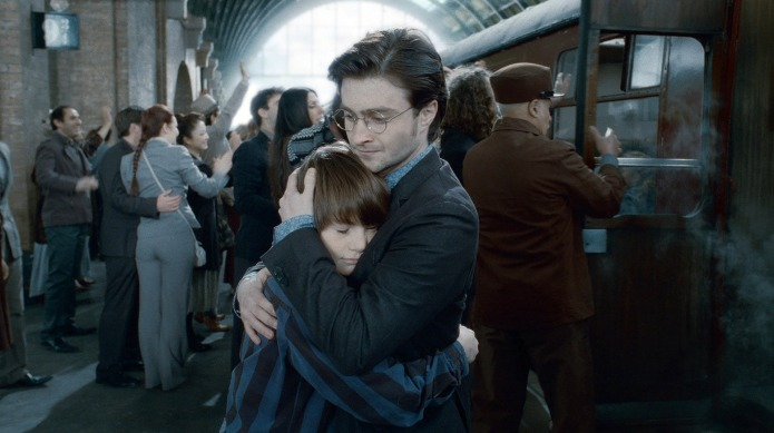 Harry Potter and the Cursed Child: