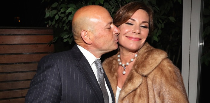 RHONY's Luann D'Agostino Is Getting Divorced