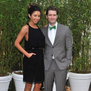 Matthew Morrison is engaged!