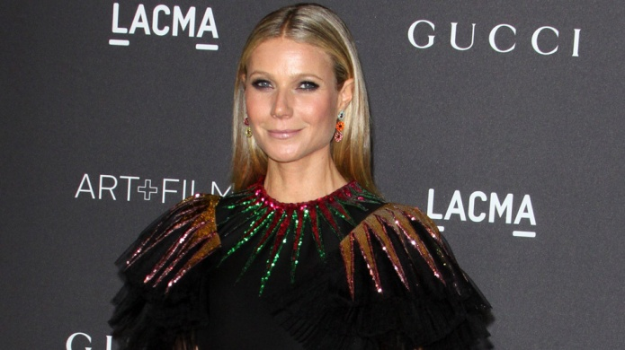 Here's Gwyneth Paltrow's kids hanging with