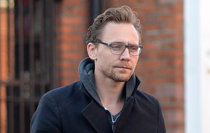Tom Hiddleston Reaches New Levels of