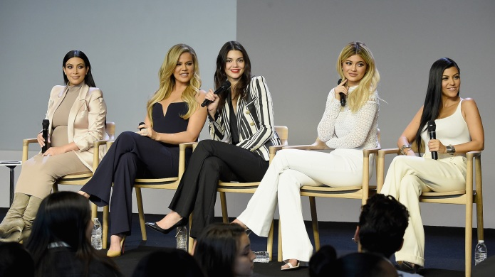 The Kardashian Sisters Are Expecting at