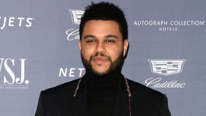 The Weeknd has teased a new