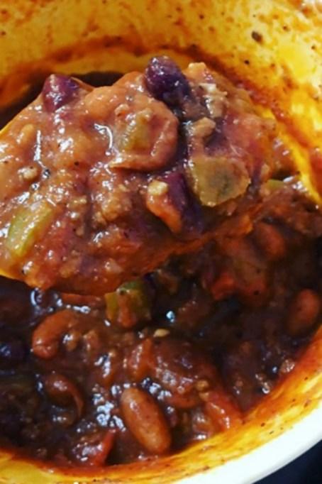 Costco Food Court: Chili