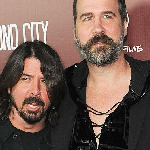 Dave Grohl is rock god status