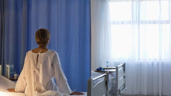 Woman documents her two-week abortion process