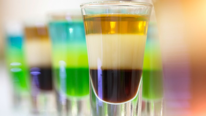 11 Layered Shot Recipes and How
