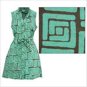 Ghana pocket dress