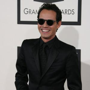 Marc Anthony is friends with his