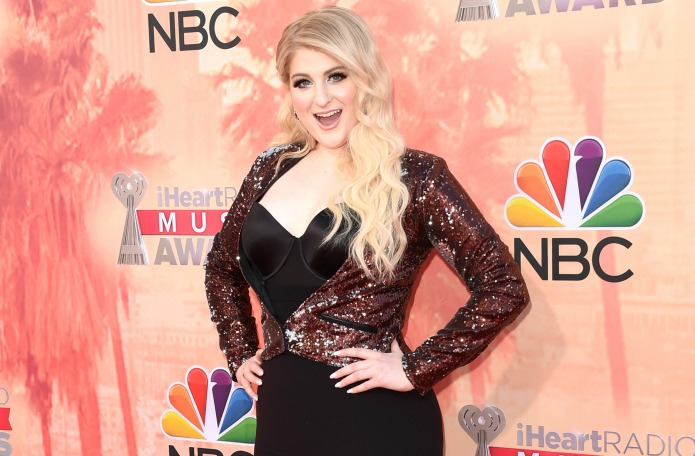 9 Outfits at iHeartRadio Music Awards