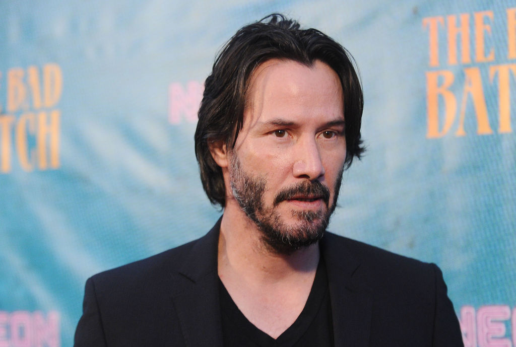 Keanu Reeves Ghost Story