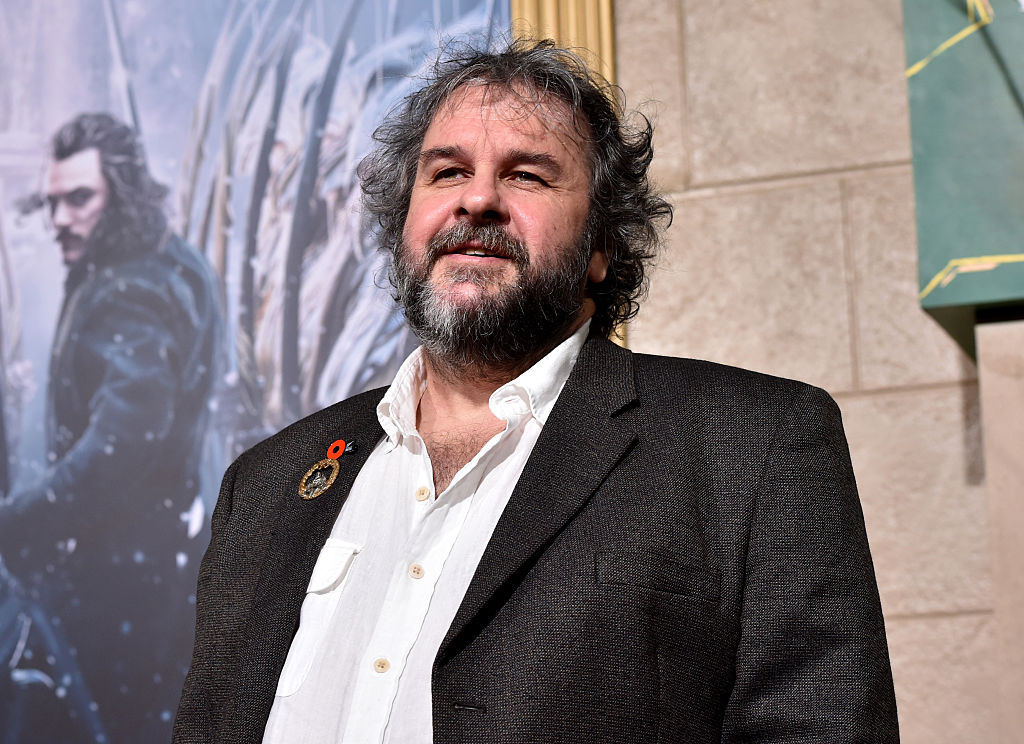 Peter Jackson Ghost Story