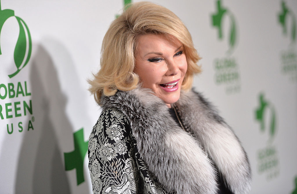 Joan Rivers Ghost Story
