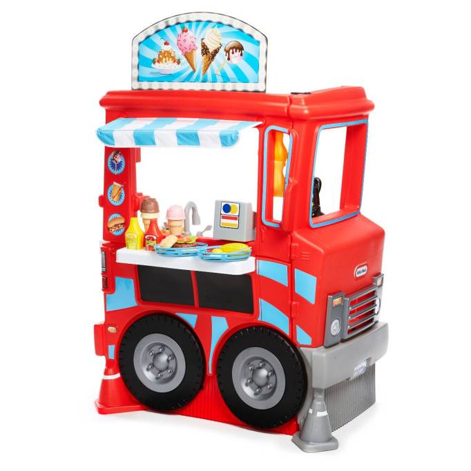 Holiday Gifts for Every Age: Little Tikes Food Truck | 2017 Holiday Gift Guide