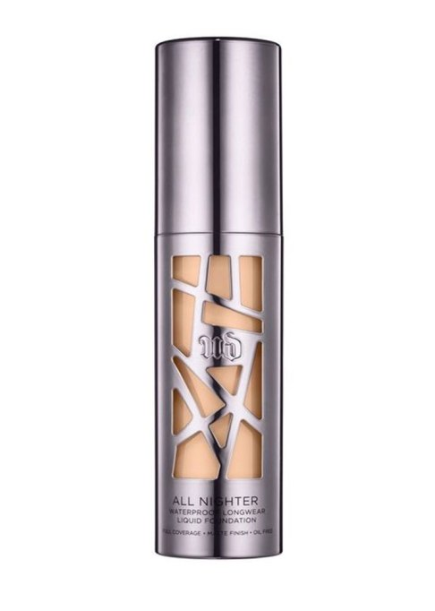 Best Full Coverage Foundations to Try | Urban Decay All Nighter Liquid Foundation