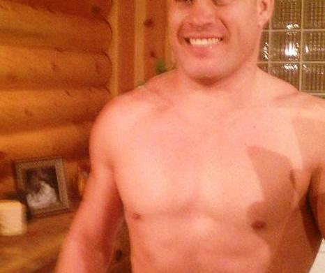 Tito Ortiz nude photo: 'I've been