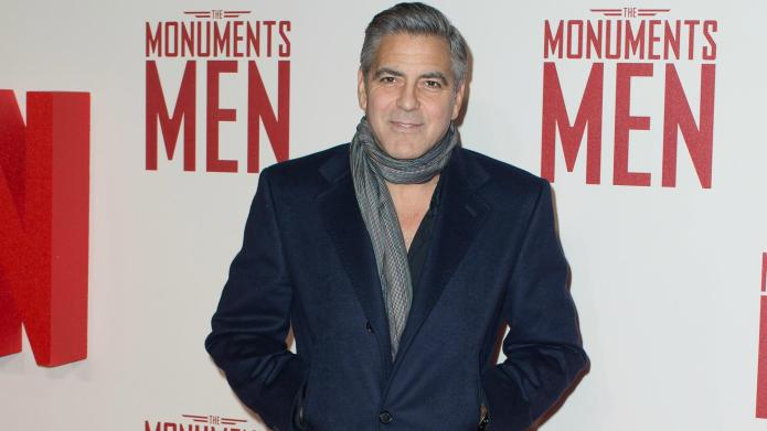 George Clooney's best man will be