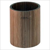 Giada de Laurentiis Bamboo countertop utensil caddy
