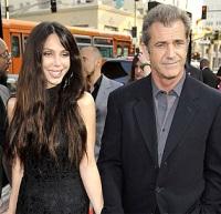 Mel Gibson's a dad again