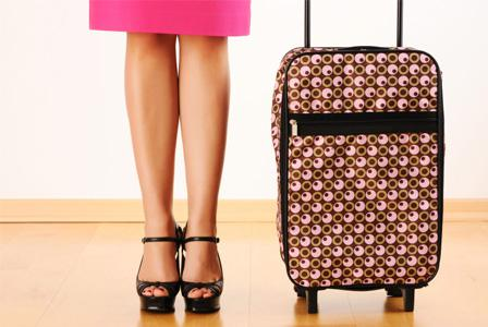 The well-dressed woman's guide to packing