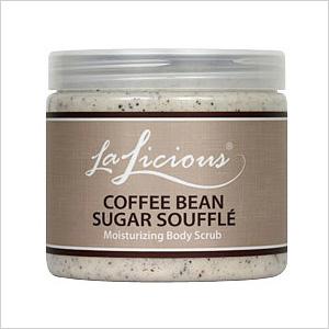LaLicious Coffee Bean Sugar Souffle Scrub