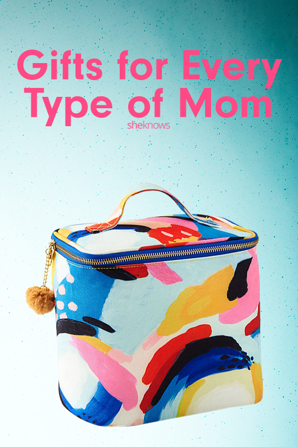 Gifts for Every Type of Mom - Lunch Pouch Paper Source