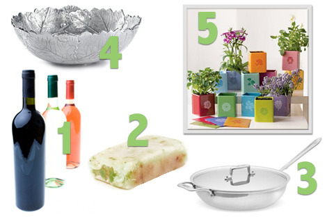5 Fab gifts for mom