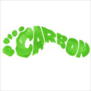 Offset a carbon footprint