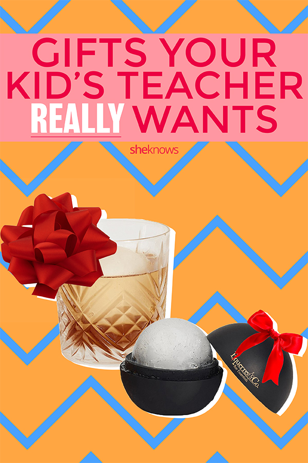 Gifts your teacher really wants: Pin it!