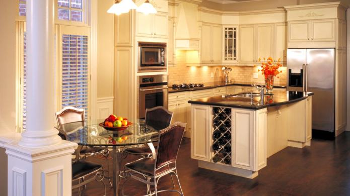 10 Wine-inspired kitchens to make you