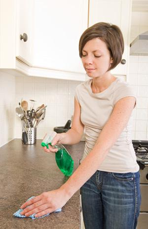 How to sterilize the house after