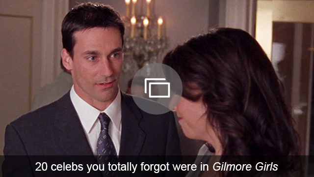 Gilmore Girls celeb appearances slideshow
