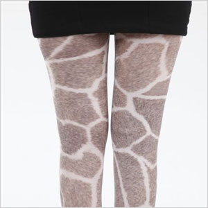 Giraffe leggings