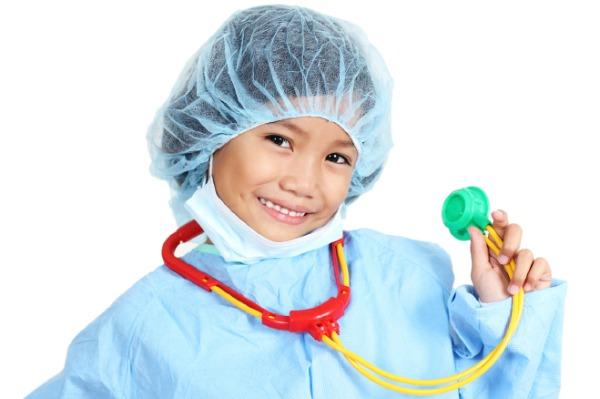 Halloween costumes for girls - Doctor costume