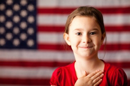 Kids and Independence Day